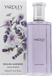 Yardley English Lavender Eau de Toilette 125ml Vaporizador