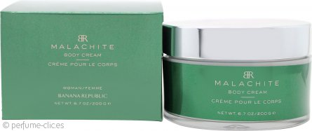 Banana Republic Malachite Crema Corporal 200g