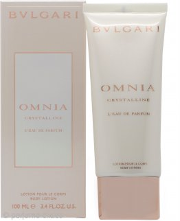 Bvlgari Omnia Crystalline L'eau de Parfum Loción Corporal 100ml