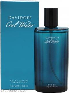 Davidoff Cool Water Eau De Toilette 125ml Vaporizador