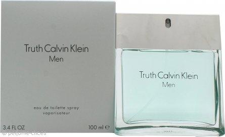 Calvin Klein Truth Eau De Toilette 100ml Vaporizador
