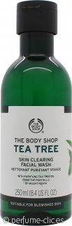 The Body Shop Tea Trea Gel Facial Limpiador Piel 250ml