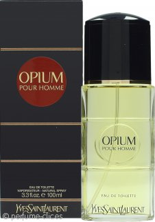 Yves Saint Laurent Opium for Men Eau de Toilette 100ml Vaporizador