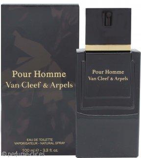 Van Cleef & Arpels Pour Homme Eau de Toilette 100ml Vaporizador