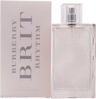 Brit Rhythm for Her Floral Eau de Toilette 90ml Vaporizador