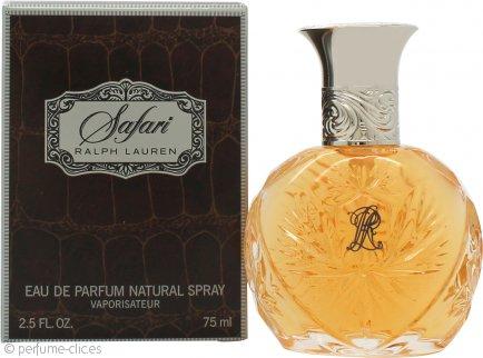 Ralph Lauren Safari Eau de Parfum 75ml Vaporizador