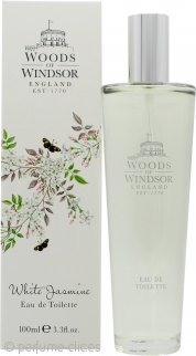 Woods of Windsor White Jasmine Eau de Toilette 100ml Vaporizador