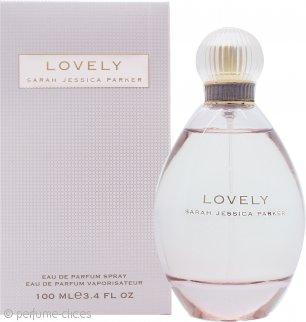 Sarah Jessica Parker Lovely Eau de Parfum 100ml Vaporizador