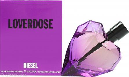 Diesel Loverdose Eau de Parfum 75ml Vaporizador