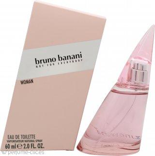 Bruno Banani Woman Eau de Toilette 60ml Vaporizador