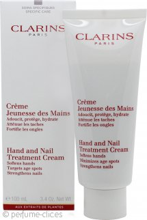 Clarins Skincare Crema Tratamiento Manos y Uñas 100ml