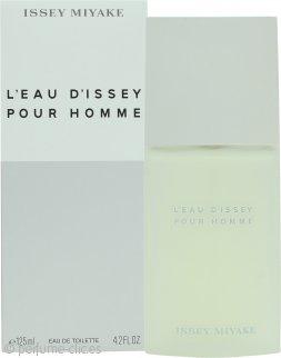 Issey Miyake L'Eau d'Issey Pour Homme Eau de Toilette 125ml Vaporizador