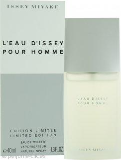 Issey Miyake L'Eau d'Issey Pour Homme Eau de Toilette 40ml Vaporizador