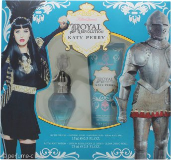Katy Perry Royal Revolution Set de Regalo 15ml EDP + 75ml Loción Corporal