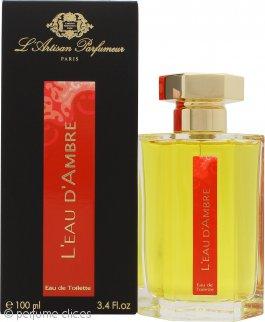 L'Artisan Parfumeur L'eau d'Ambre Eau de Toilette 100ml Vaporizador