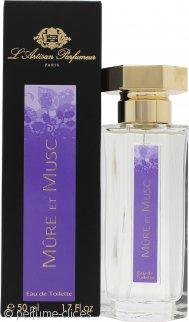 L'Artisan Parfumeur Mure et Musc Eau de Toilette 50ml Vaporizador