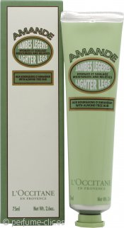 L'Occitane en Provence Almond Lighter Legs Crema de Pies 75ml