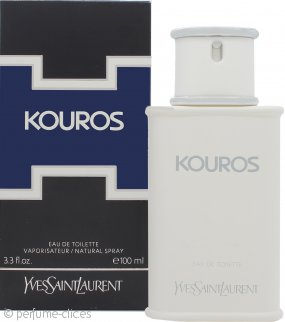 Yves Saint Laurent Kouros Eau de Toilette 100ml Vaporizador
