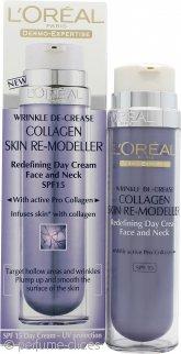 L'Oreal Dermo-Expertise Wrinkle De-Crease Crema de Día 50ml