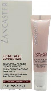Lancaster Total Age Correction Crema de Ojos 15ml
