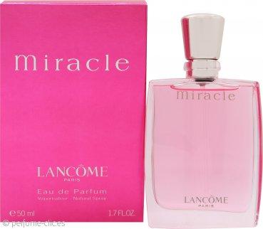 Lancome Miracle Eau de Parfum 50ml Vaporizador