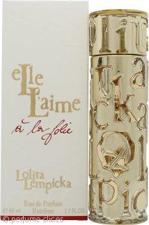 Lolita Lempicka Elle L'Aime A La Folie Eau de Parfum 80ml Vaporizador
