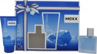 Mexx Ice Touch Man Set de Regalo 30ml EDT + 50ml Gel de Ducha