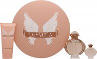 Paco Rabanne Olympea Set de Regalo 50ml EDP + 100ml Loción Corporal + 6ml EDP
