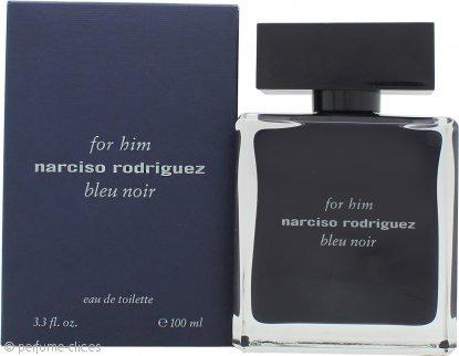 Narciso Rodriguez Bleu Noir Eau de Toilette 100ml Vaporizador