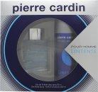 Pierre Cardin pour Homme l'Intense Set de Regalo 50ml EDT + 200ml Vaporizador Corporal