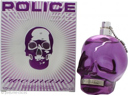 Police To Be Woman Eau de Parfum 125ml Vaporizador