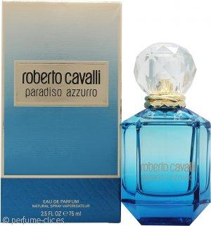 Roberto Cavalli Paradiso Azzurro Eau de Parfum 75ml Vaporizador
