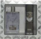 Police Original Set de Regalo 100ml EDT + 200ml Desodorante en Vaporizador
