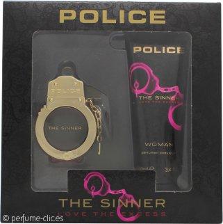 Police The Sinner Set de Regalo 30ml EDT + 100ml Loción Corporal