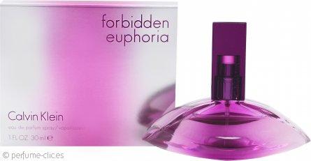 Calvin Klein Forbidden Euphoria Eau de Parfum 30ml Vaporizador
