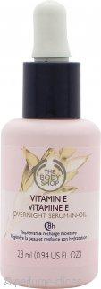 The Body Shop Vitamin E Serum en Aceite de Noche 28ml