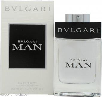Bvlgari Bvlgari Man Eau de Toilette 100ml Vaporizador