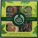 The Body Shop Set de Regalo Mini Manteca 4 x 50ml Mini Manteca Corporal