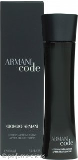 Giorgio Armani Code Loción Aftershave 100ml