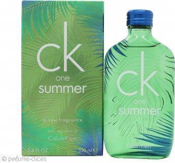 Calvin Klein CK One Summer 2016 Eau de Toilette 100ml Vaporizador
