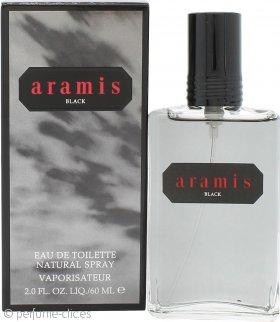 Aramis Black Eau de Toilette 60ml Vaporizador