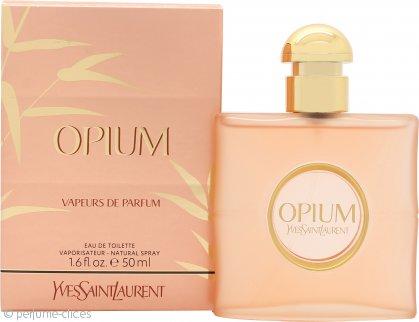 Yves Saint Laurent Opium Vapeurs de Parfum Eau de Toilette Legere 50ml Vaporizador