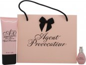 Agent Provocateur Set de Regalo 5ml EDP Vaporizador + Bubble Luscious Gel Baño Burbujas 50ml