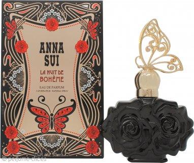 Anna Sui La Nuit de Bohème Eau de Parfum 75ml Vaporizador