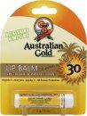 Australian Gold Bálsamo Labial Protector Solar Kiwi-Lima 4.2g FPS 30