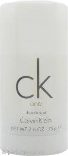 Calvin Klein CK One Desodorante de Barra 75ml