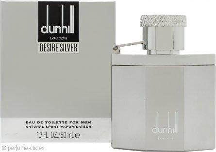 Dunhill Desire Silver Eau de Toilette 50ml Vaporizador