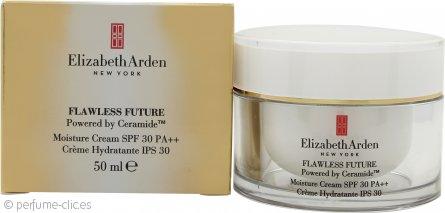 Elizabeth Arden Flawless Future Powered by Ceramide Crema Hidratante FPS30 50ml