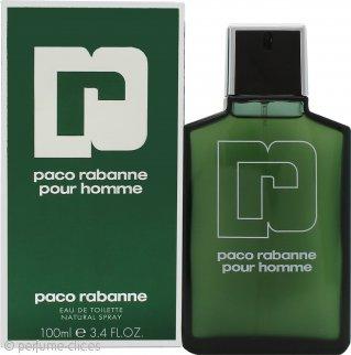 Paco Rabanne Paco Rabanne Pour Homme Eau de Toilette 100ml Vaporizador