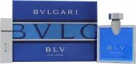 Bvlgari BLV Pour Homme Set de Regalo 100ml EDT + 15 EDT